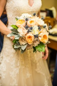 DIY bride bouquets