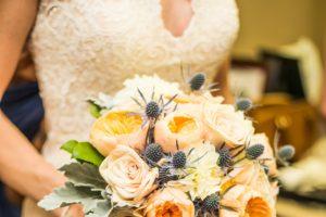 DIY bride bouquets
