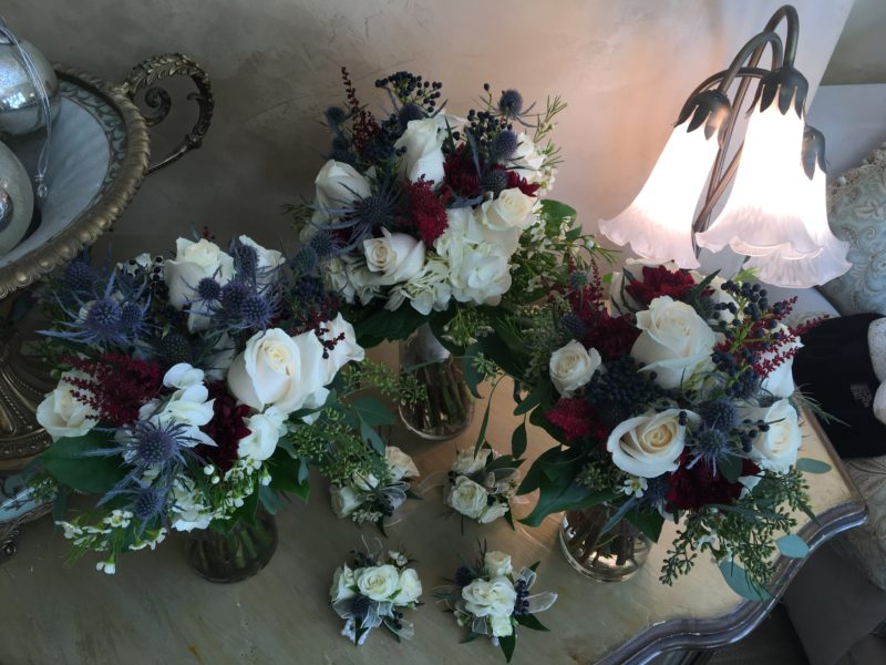A Bit of Blue bridal package