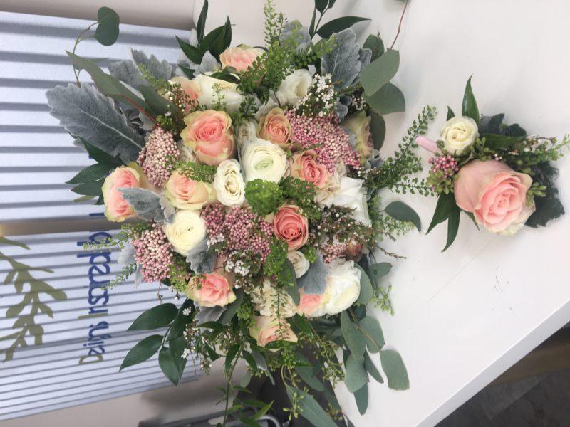 Ravenous Roses bridal package