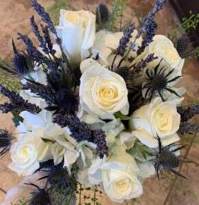 Blue for You Bridal Package