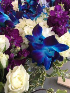 True Blue Bridal Package